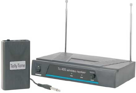 TellyTone Wireless Set Top Reciever